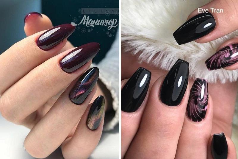 Jesienne paznokcie – idealne pomysły 2019