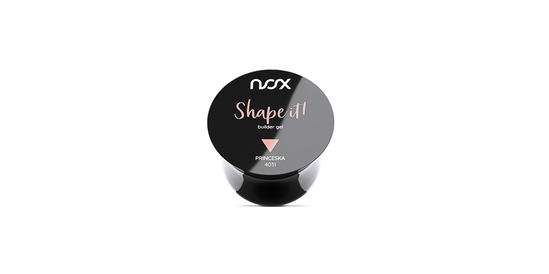 Żele budujące shape it Nox Nails