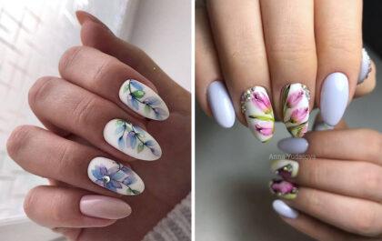 Paznokcie na wiosnę - 16 modnych inspiracji