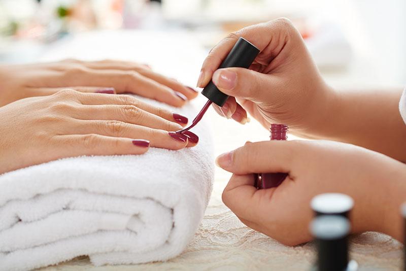 TOP MAT – czyli jak uzyskać nietypowy manicure