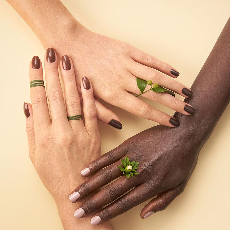Lakiery do paznokci z naturalnym składem