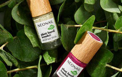 Manicure z naturalnym składem